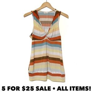 American Rag Retro Striped Tank